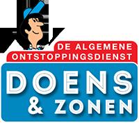 Doens en Zonen ontstoppingsdienst voor Oost en West Vlaanderen.