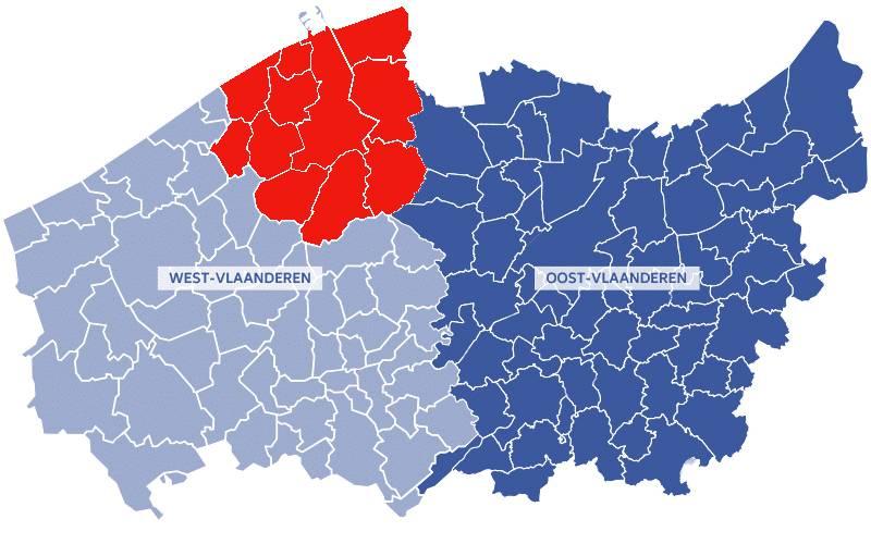 Ontstoppingsdienst regio Brugge-kust