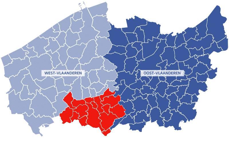 Ontstoppingsdienst regio Kortrijk-Waregem