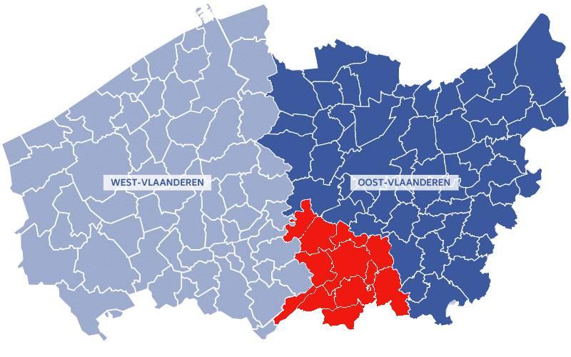 Ontstoppingsdienst regio Oudenaarde-Ronse